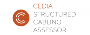 cedia certified structured cabling assessor